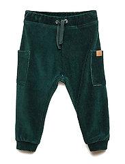 Gordon - Jogging Trousers - PINE GREEN