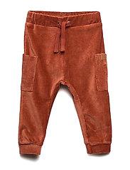 Gordon - Jogging Trousers - RUSTY