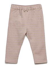 Taia - Trousers - SHADE ROSE