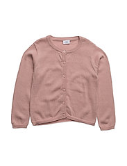 Cardigan - DUSTY ROSE