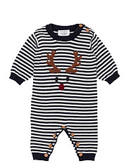 Manly - Jumpsuit - NAVY
