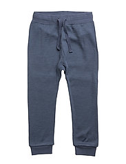 Jogging trousers - METAL BLUE