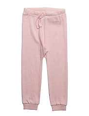 Jogging trousers - ROSE MELANGE