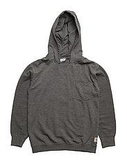 Sweatshirt - WOOL GREY