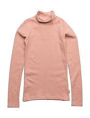T-shirt L/S - ROSE TAN