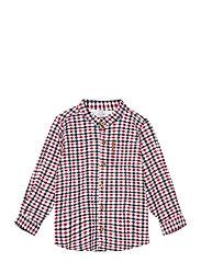 Ravn - Shirt - RIO RED