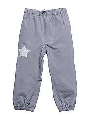Trousers - BLUE FLINT