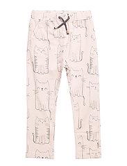 Trousers - PEACH WHIP