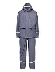 Rain Trousers Set - METAL BLUE