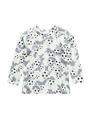 T-shirt L/S - DUSTY JADE