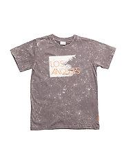 T-shirt - DARK GREY