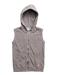 Sweatshirt vest - SHADOW