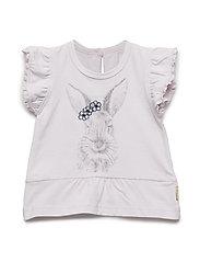 T-shirt - LILAC ASH