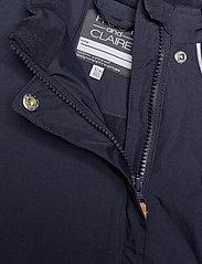 Hust & Claire - Obi - Jacket - dunjakker & forede jakker - navy - 2