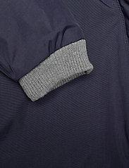 Hust & Claire - Obi - Jacket - dunjakker & forede jakker - navy - 3