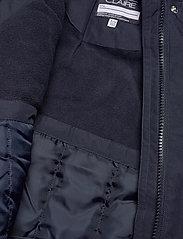 Hust & Claire - Obi - Jacket - dunjakker & forede jakker - navy - 4