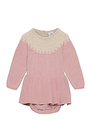 Marie - Romper - DUSTY ROSE