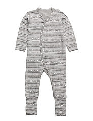 Nightwear - LIGHT GREY MELANGE