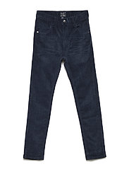 Julius - Trousers - NAVY