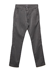 Texas - Trousers - DARK GREY MELANGE