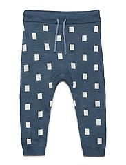 Gran - Knit trousers - MIDNIGHT