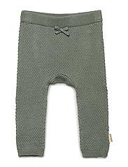 Titta - Knit trousers