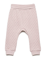 Gail - Jogging trousers - DUSTY ROSE