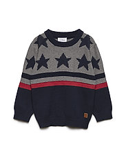 Paw - Pullover - NAVY