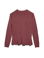 Pam - Pullover - RED ROUGE