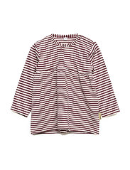 Ayo - T-shirt L/S - RED ROUGE
