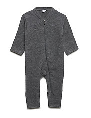 Merlin - Jumpsuit - ANTRACITE MELANGE