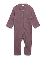 Merlin - Jumpsuit - PLUM