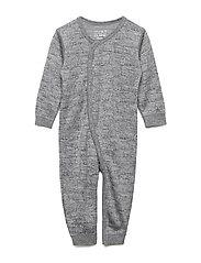 Milo - Nightwear - WOOL GREY