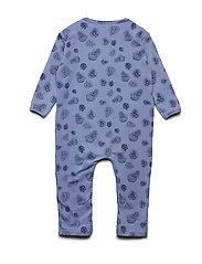 Hust & Claire - Mama - Jumpsuit - langärmelig - blue bell - 1