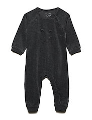 Mommy - Jumpsuit - GREY BLEND