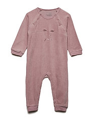 Mommy - Jumpsuit - MISTY ROSE