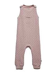 Mau - Jumpsuit - DUSTY ROSE