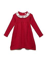 Daisy - Dress - RIO RED