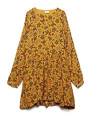 Divia - Dress - OCHRE