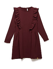Dagna - Dress - MAHOGANY