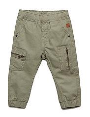 Toke - Trousers - KHAKI