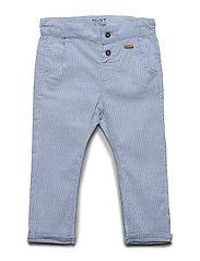 Thomas - Trousers - BLUE BIRD