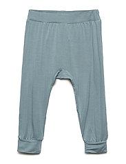Gusti - Jogging trousers - SEA GREEN