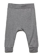 Gusti - Jogging trousers - WOOL GREY