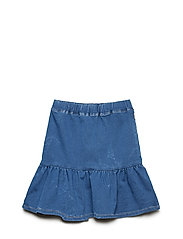 Nicoline - Skirt - DENIM