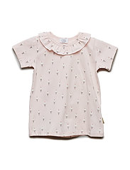 Audrey - T-shirt S/S - NUDE PINK