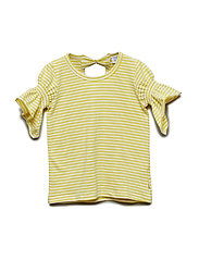 Anora - T-shirt S/S - LEMON