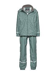 Oliver - Rainwear - GREEN ICE