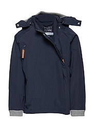 Obi - Jacket - DARK NAVY