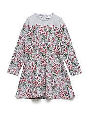 Donna - Dress - PEARL GREY MELANGE